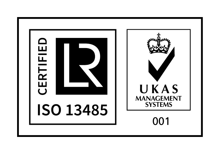 Alphasonics have met the ISO 13485 Standards and we now proudly have the accrediation.