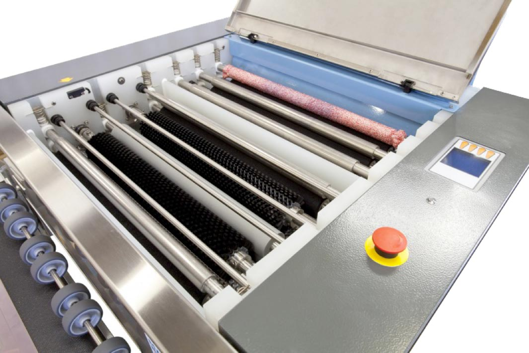 anilox cleaning systems, anilox, Ultrasonics cleaning