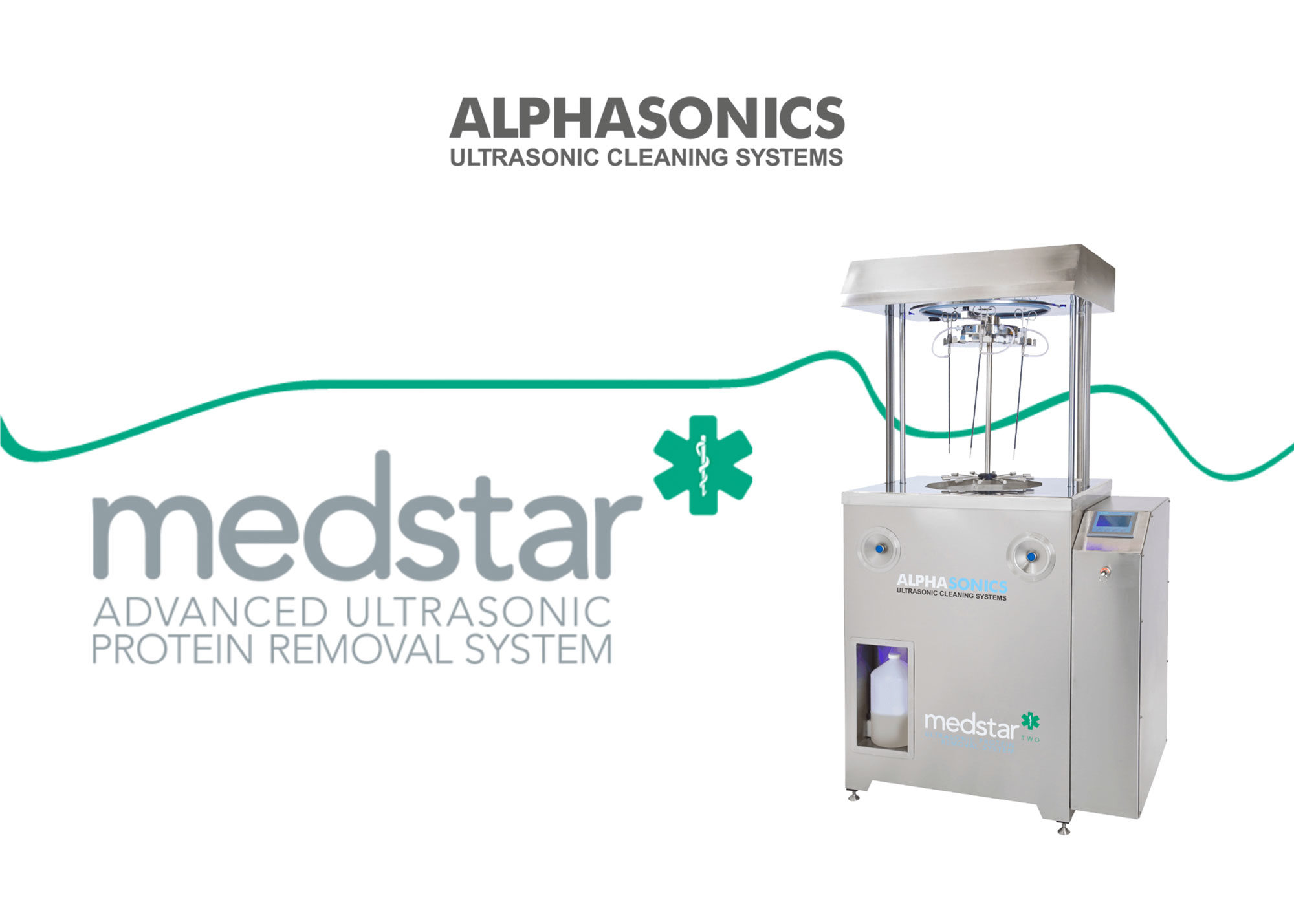 Medstar medical ultraonics cleaning, Ultrasonics cleaning, anilox