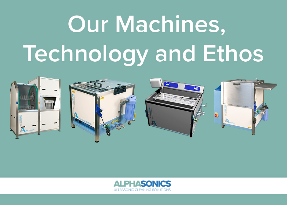 cleaning systems uk, anilox, sonics sonicator