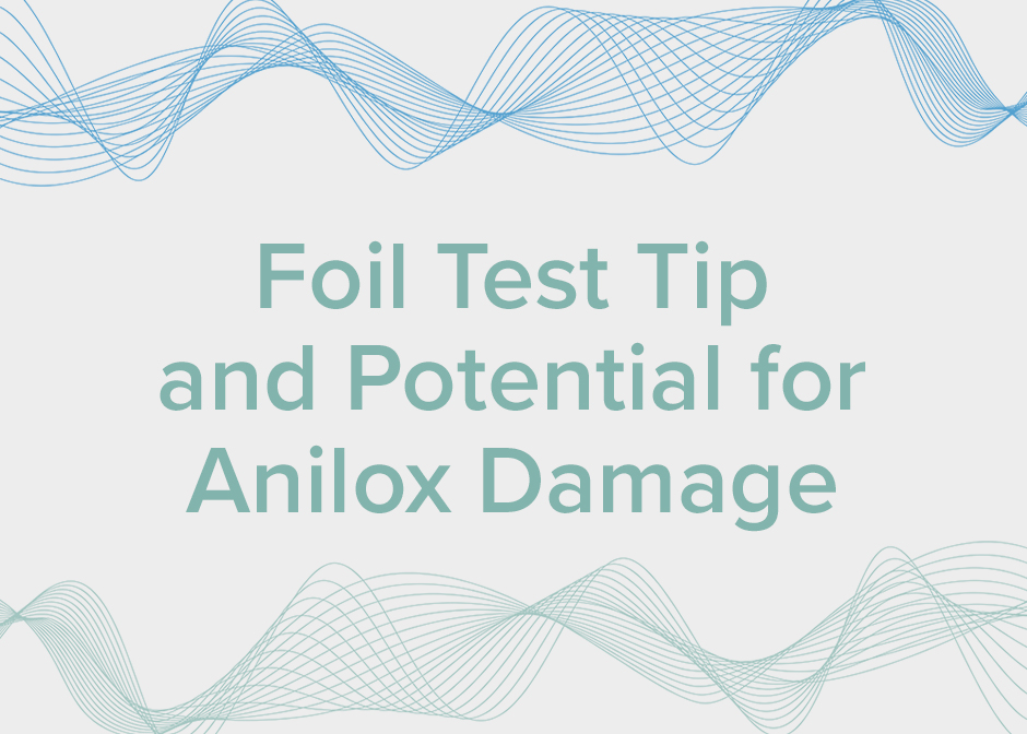 A decorative image regarding the Foil Test Tip.