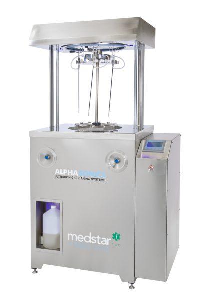 Alphasonics Medstar Machine Range