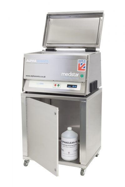 Alphasonics Medstar Machine Range