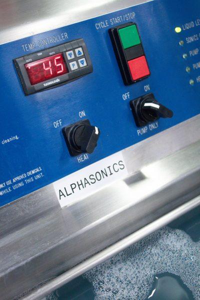 Alphasonics x FST 430 Machine