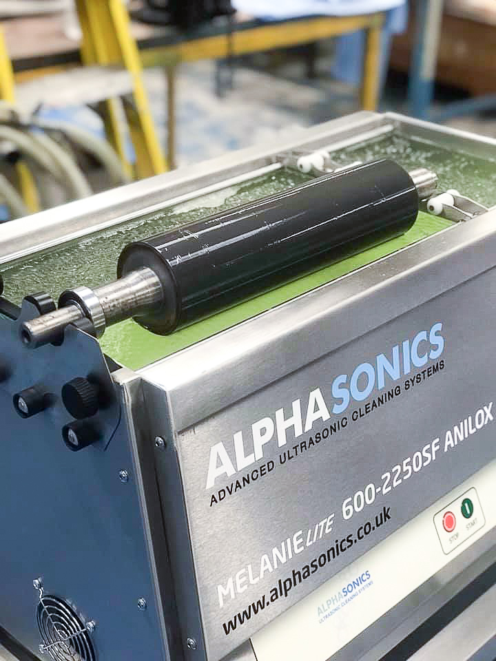 A up close image of the Melanie Lite system from Alphasonics.