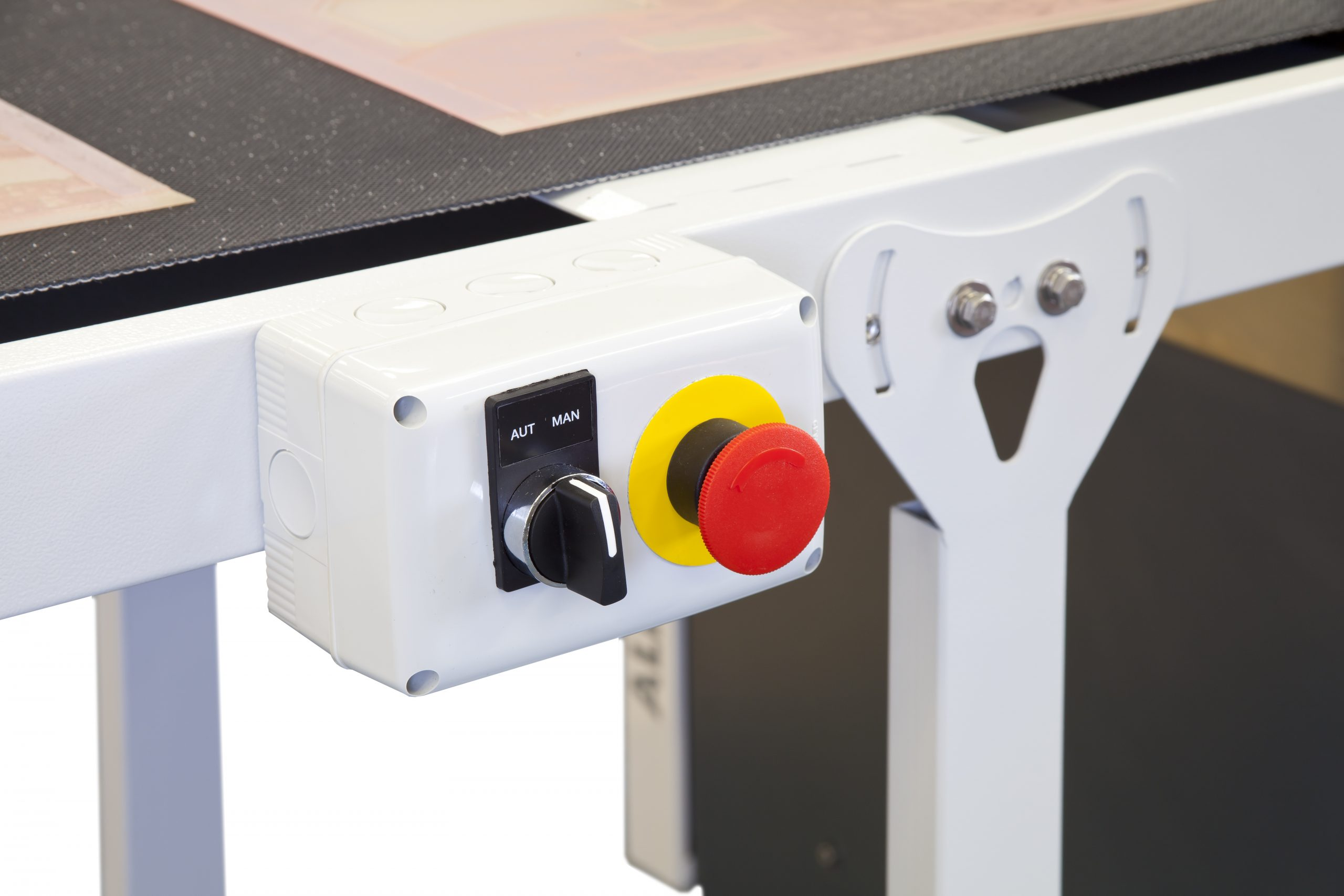 A close up image of the PCX System from Alphasonics.