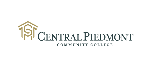 Central Piedmont Community College are a respected Friend & Partner of Alphasonics. This is their logo.