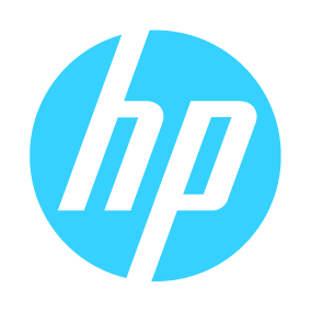 hp are a respected Friend & Partner of Alphasonics. This is their logo.