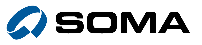 Soma are a respected Friend and Partner of Alphasonics. This is their logo.