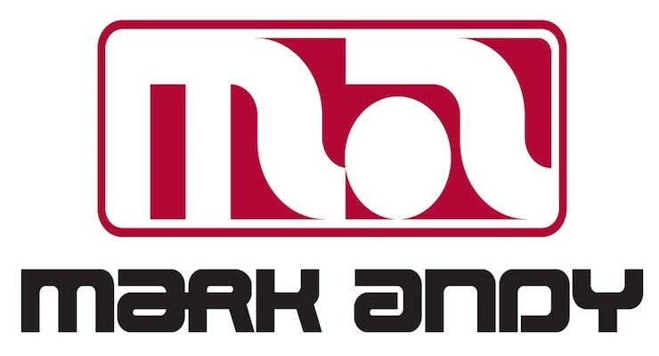 Mark Andy are a respected Friend & Partner of Alphasonics. This is their logo.