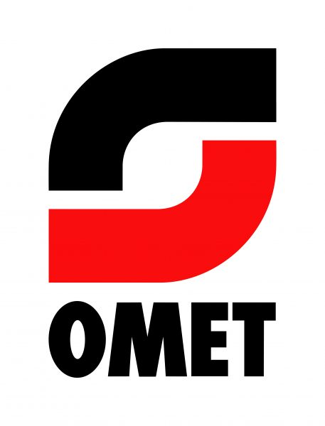 OMET are a respected Friend & Partner of Alphasonics. This is their logo.