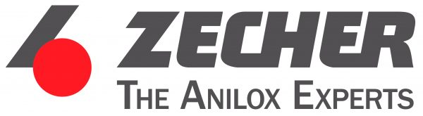 Zecher are a respected Friend & Partner of Alphasonics. This is their logo.
