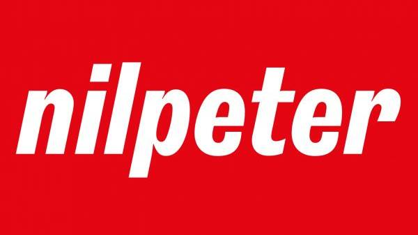 Nilpeter are a respected Friend & Partner of the Alphasonics team. This is their logo.