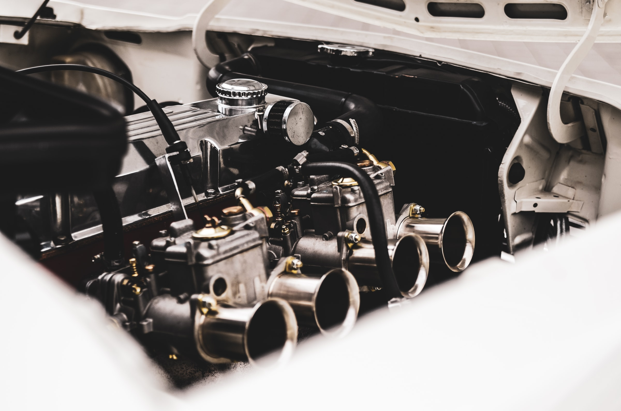 This is a decorative image of an Automotive vehicle. With our unique equipment, our team have the ability to clean automotive parts to a medical grade of cleanliness.