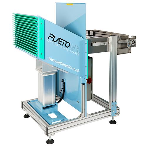 Plaeto - Vertical Print Plate Loader